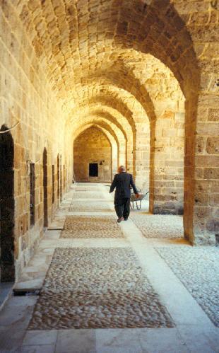 Sidon_Khan_el_Franj-Lebanon
