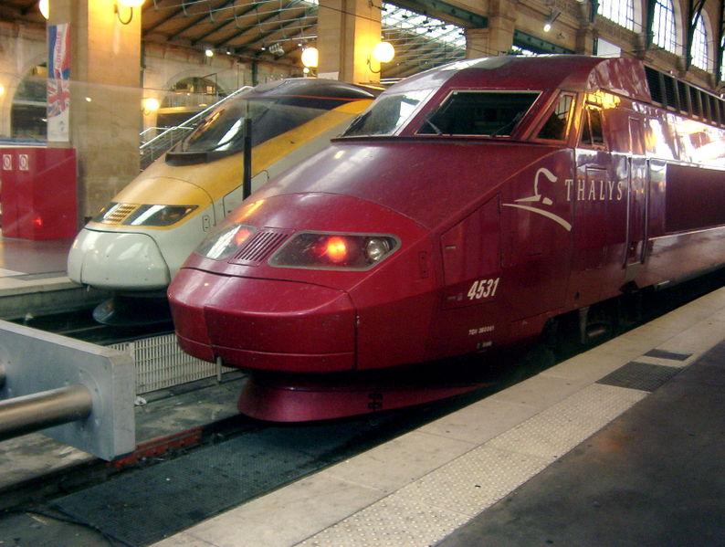 Hi-Speed-Rail-Trains