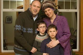 Christmas2008LeilaDavid